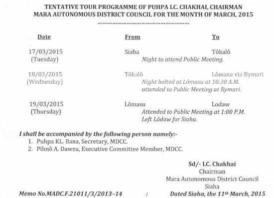 Puhpa_LC_Chakhai_Tour_Progr